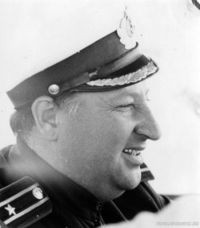 """""""ПСКР-216, командир корабля Шевцов Л. Г."""""""