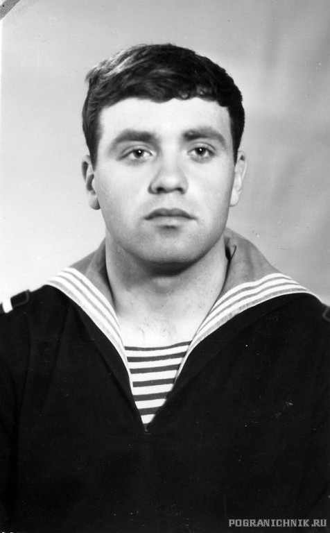 Радиометрист Владимир ДМБ 1969 г.