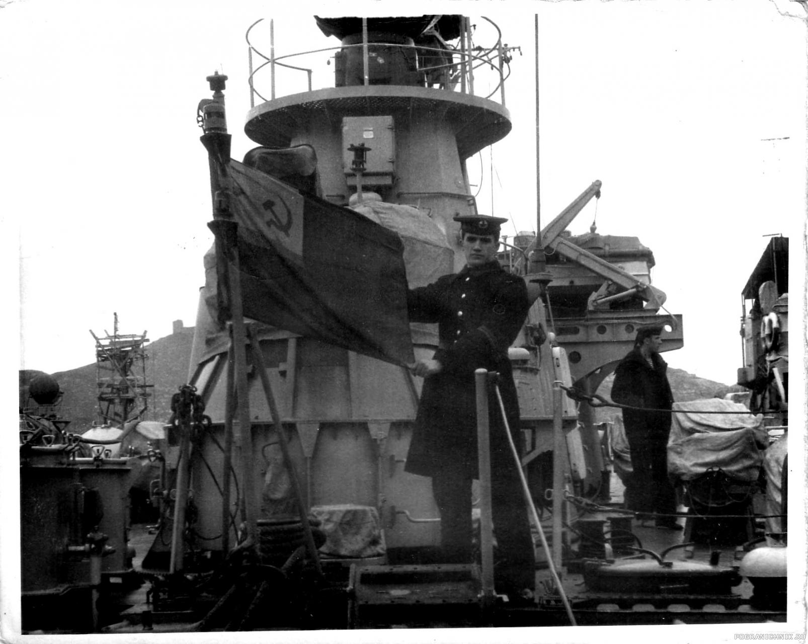 ПСКР-630, 1973-74 год.
