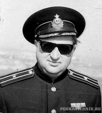 Лев Григорьевич Шевцов, первый командир 630-го.