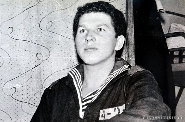 ПСКР-630, Михаил Макаров. 1973 г.