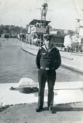 ПСКР 251 г. Одесса 1972 г.