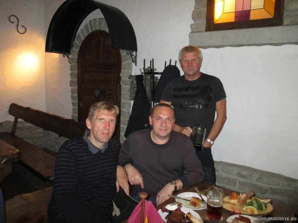 Встреча в Таллине