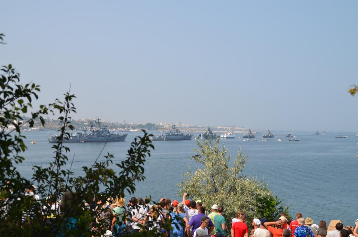 День ВМФ Севастополь