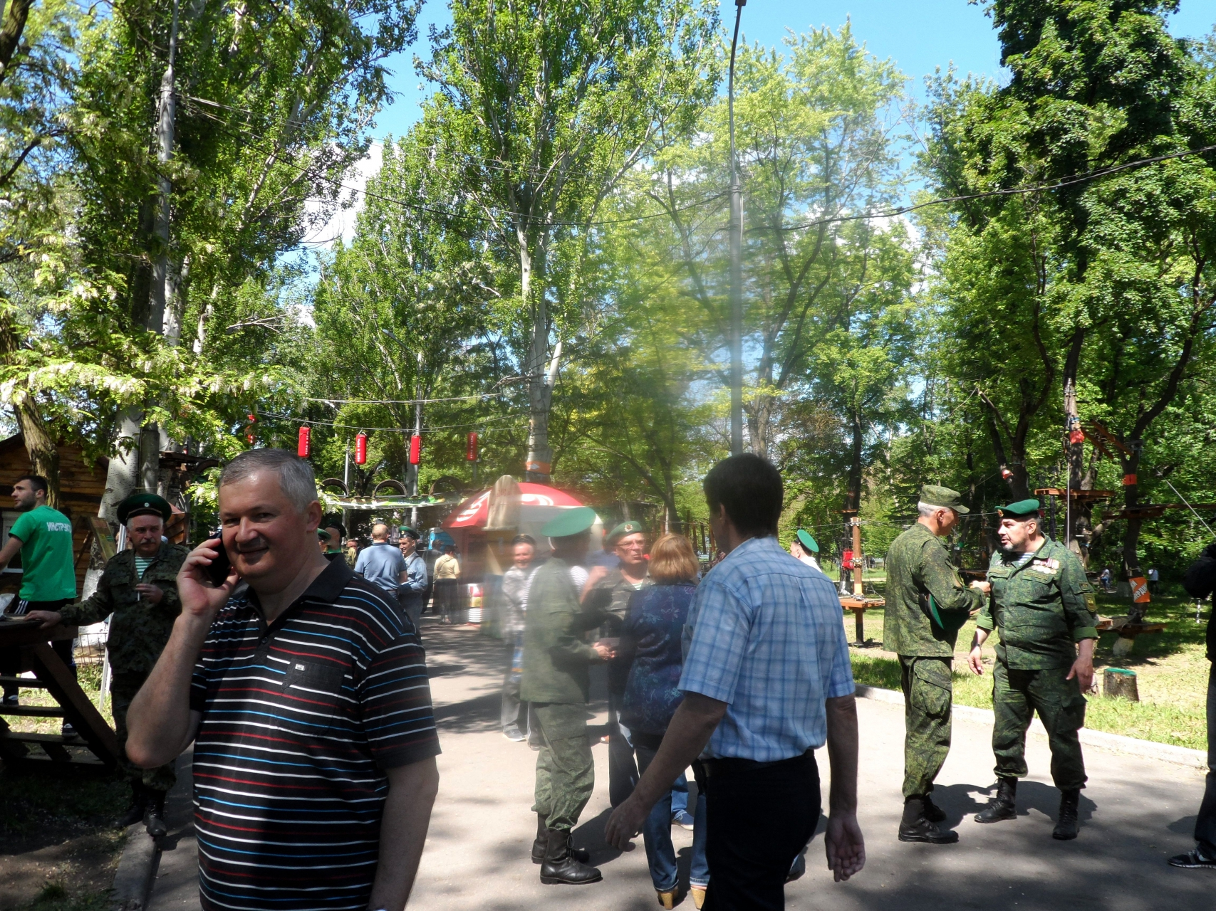 2017-05-28. Донецк (ДНР)