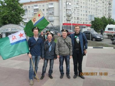 День пограничника в Ульяновске