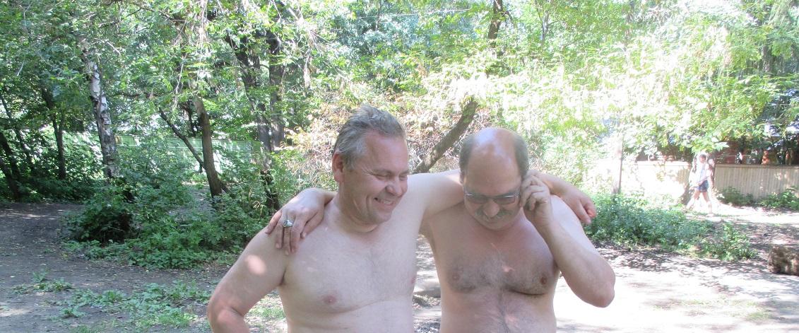 Олег и Володя