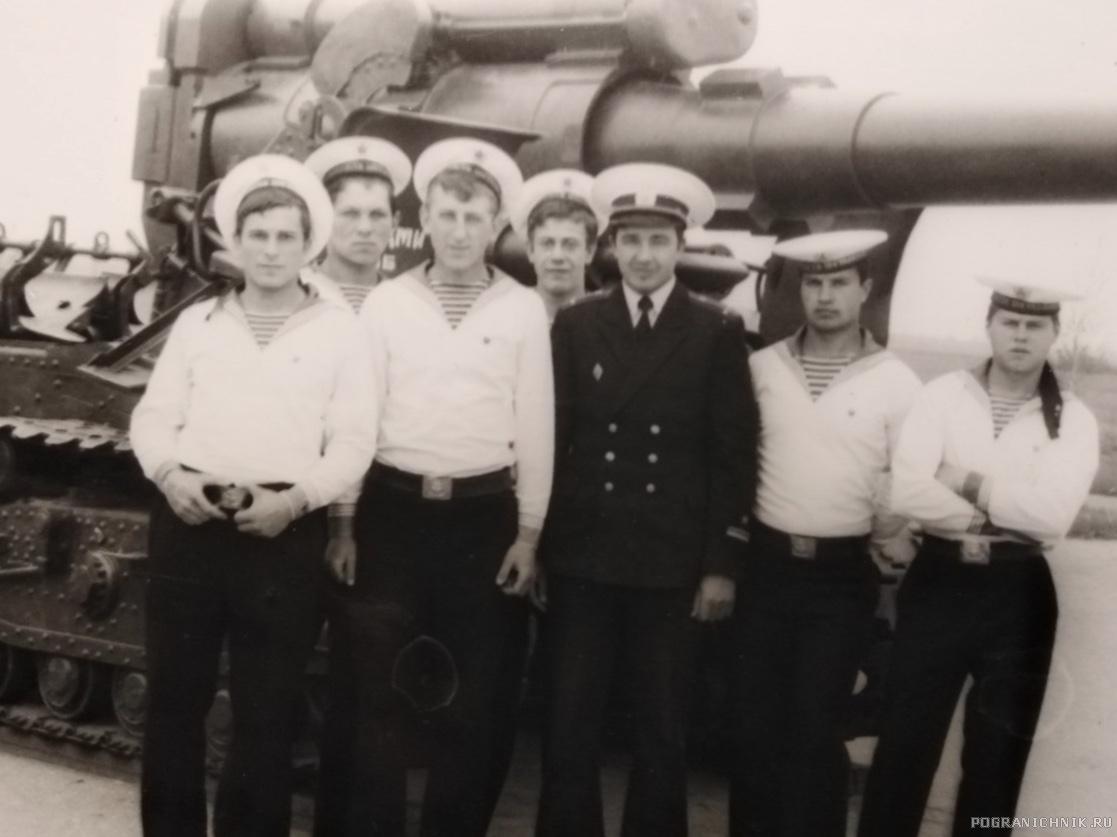 Севастополь, 1980г