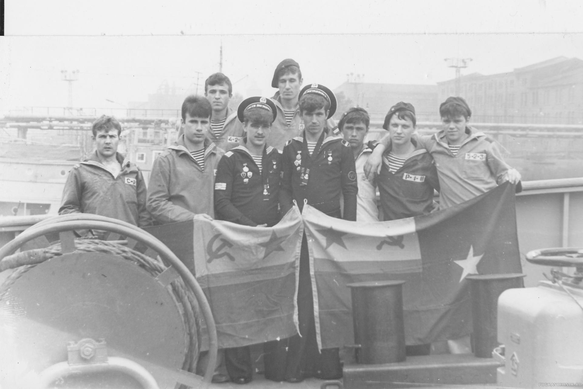 Ян Берзин 1984 ДМБ