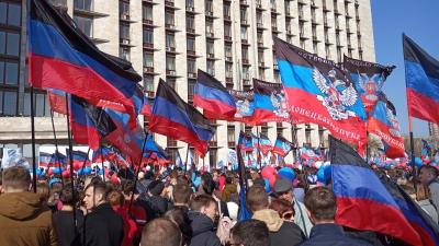 2019-04-07 Первый юбилей Донецкой Народной Республики: 5 лет со Дня провозглашения ДНР