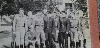 Октемберянский Пограничный Отряд